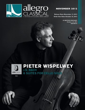 Download the November Classical - Allegro Music