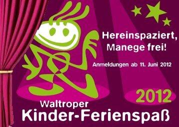 Programm Download (PDF) - Kinder