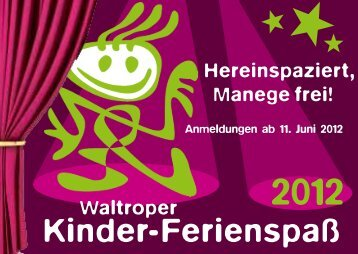 Programm Download (PDF) - Kinder