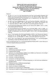 Abfallentsorgungssatzung 2013-2014 - Stadt Waltrop