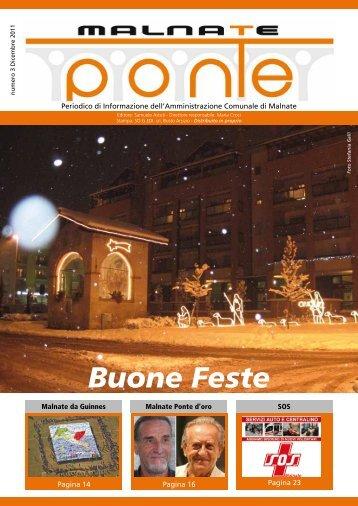 Buone Feste - Malnate.org