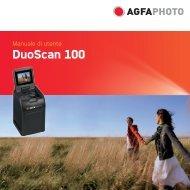 AP DuoScan 100 Manuale - AgfaPhoto
