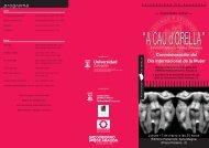 triptico coral 20111.pdf - Universidad de Zaragoza