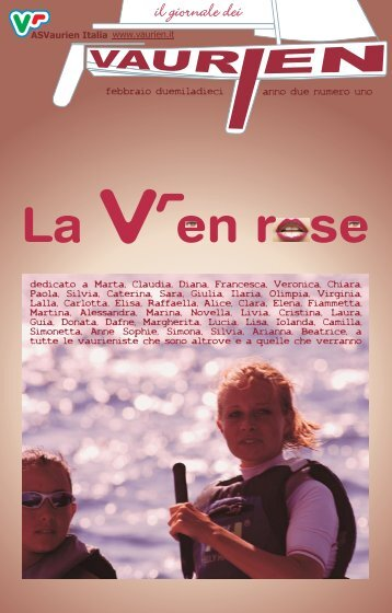 8-ASVNEWS dic 2010.pdf - As Vaurien Italia