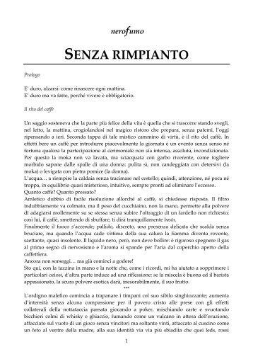 SENZA RIMPIANTO - Creathead