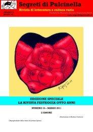 Scarica in pdf - Segreti di Pulcinella