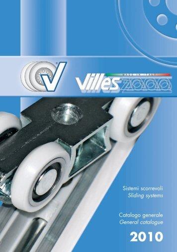 Sistemi scorrevoli Sliding systems Catalogo generale ... - Finterio