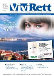 Vivirett 61 - Associazione Italiana Sindrome di Rett
