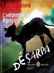 Visualizza la rivista in formato PDF - Regione Autonoma Valle d'Aosta