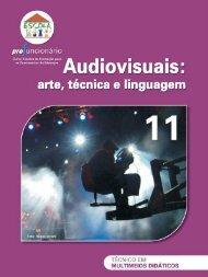 Audiovisuais: arte, técnica e linguagem - Ministério da Educação