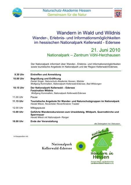 Biotopverbund in der Praxis - Hessisch- Waldeckischer Gebirgs