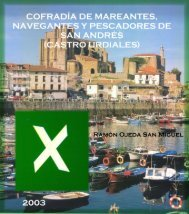 Cofradía de San Andrés - Cantu Santa Ana