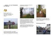 ... wandern auf dem Elisabethpfad und Pilgerweg (Horaz) Kirchhain ...