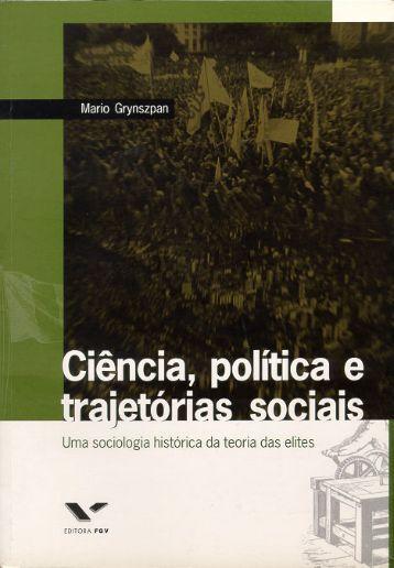 Ciência, Política e Trajetórias Sociais - EMPREENDE