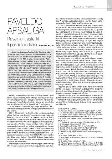 PAVELDO APSAUGA