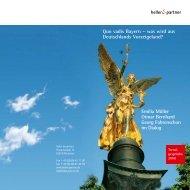 Quo vadis Bayern – was wird aus Deutschlands ... - heller & partner