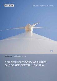 PDF | 1.8 MB - Wacker Chemie