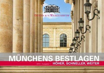 MÜncHens BestlAGen - Duken & v. Wangenheim