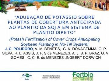 Teste para apresentação - The International Potash Institute
