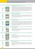 detergenti e disinfettanti base acqua - Forniture chimiche industriali - Page 4