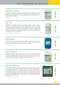 detergenti e disinfettanti base acqua - Forniture chimiche industriali - Page 5