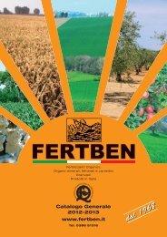 Scarica il Catalogo - Fertben