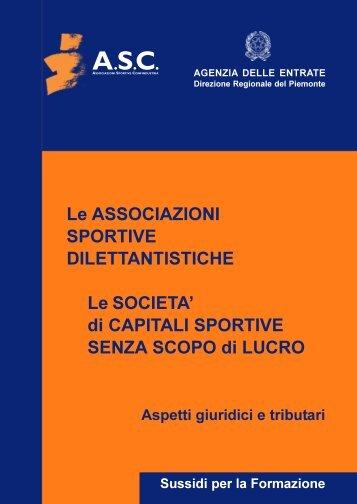 sussidio formativo - Agenzia delle Entrate