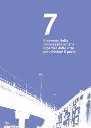 Il governo della complessità urbana. Ripartire dalle città per ... - Cittalia