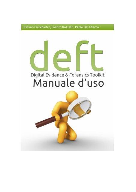 Manuale DEFT 7 DEFT Linux