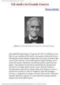 Storia della scienza. Alexander Fleming - Istituto Marco Belli - Page 3