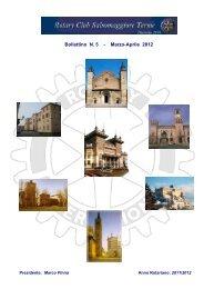 Bollettino N. 5 - Marzo-Aprile 2012 - rotary club salsomaggiore terme