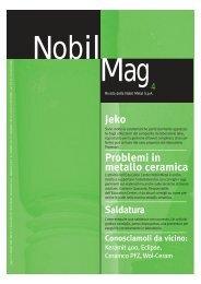 Jeko Problemi in metallo ceramica - Nobil-Metal