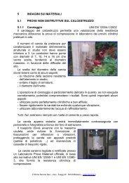PROVE IN SITO - 4EMME Service SpA