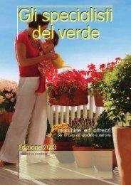 ATTREZZI GIARDINO offerte primavera 2013 - Lauro & Company