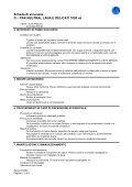 Download scheda sicurezza - Pizzolotto - Page 2