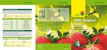 NPK Original Gold® - COMPO EXPERT