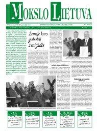 2006 m. spalio 23-gruodžio 6 d. Nr. 20 - MokslasPlius