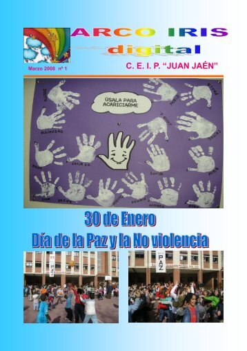 Arco Iris digital nº 1 - CEIP Juan Jaén - Junta de Castilla y León