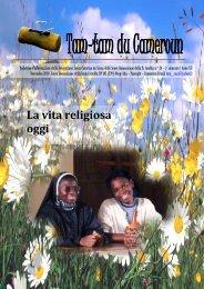 La vita religiosa oggi - Suore Domenicane della Beata Imelda