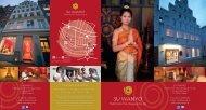 Flyer Su_.indd - Su Wanyo | Traditionelle Thai Massage & Spa