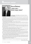 Specializuotas leidinys gydytojams ir farmacininkams - Mokslinė ... - Page 4