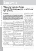 Specializuotas leidinys gydytojams ir farmacininkams - Mokslinė ... - Page 7