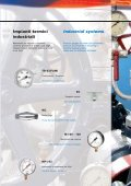 Manometri e Termometri/Pressure Gauges and ... - idronicaline - Page 3