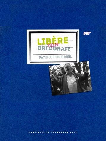 Téléchargez le livre en version PDF - Perroquet bleu