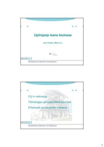 Uplinjanje lesne biomase - Finance.si