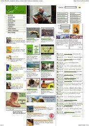 CelticWorld: comunit\340 celtica on line, mp3 e ... - Brescia online