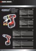 Catalogo 2009 - Black & Decker - Page 6