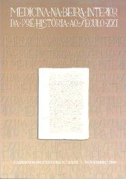 caderno 23 - História da Medicina