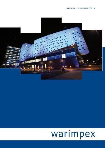 ANNUAL REPORT 2011 - Warimpex