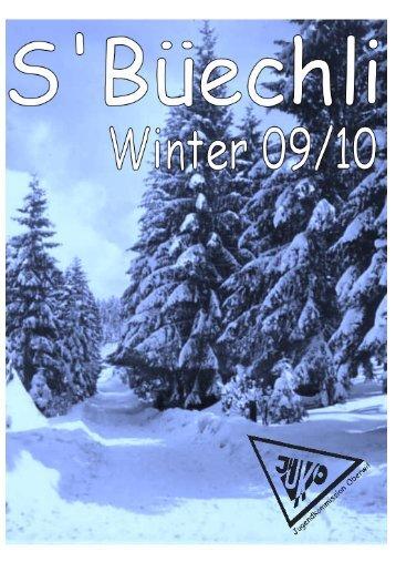 S'Büechli Winter 09/10